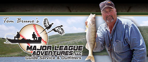 Tom Bruno's Major League Adventures, LLC Guide Service & Outfitteres
